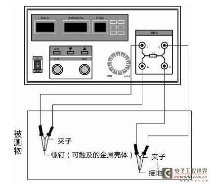 华天电力接地电阻测试仪的工作原理及测量方法
