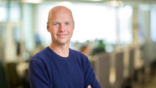 """硅谷""""飞行汽车""""初创公司Kitty Hawk CEO塞巴斯蒂安·特隆"""
